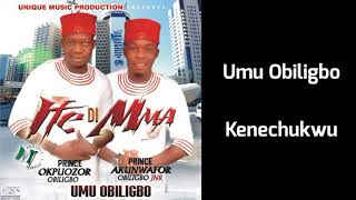 Umu Obiligbo - Kenechukwu (Audio)