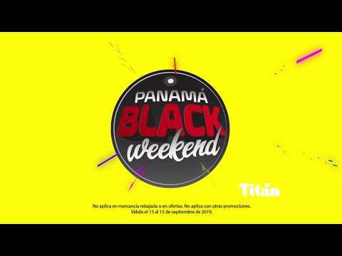 Panama Black Weekend 2019