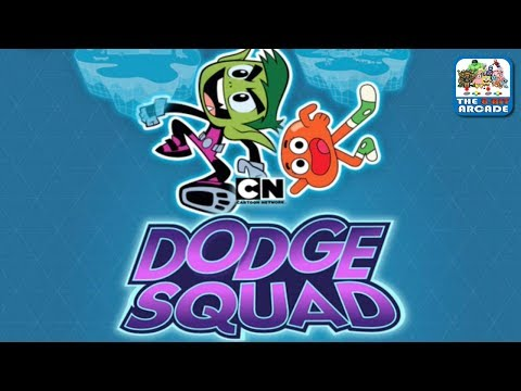Cartoon Network: Dodge Squad - Avoid Obstacles to Survive (CN Games)