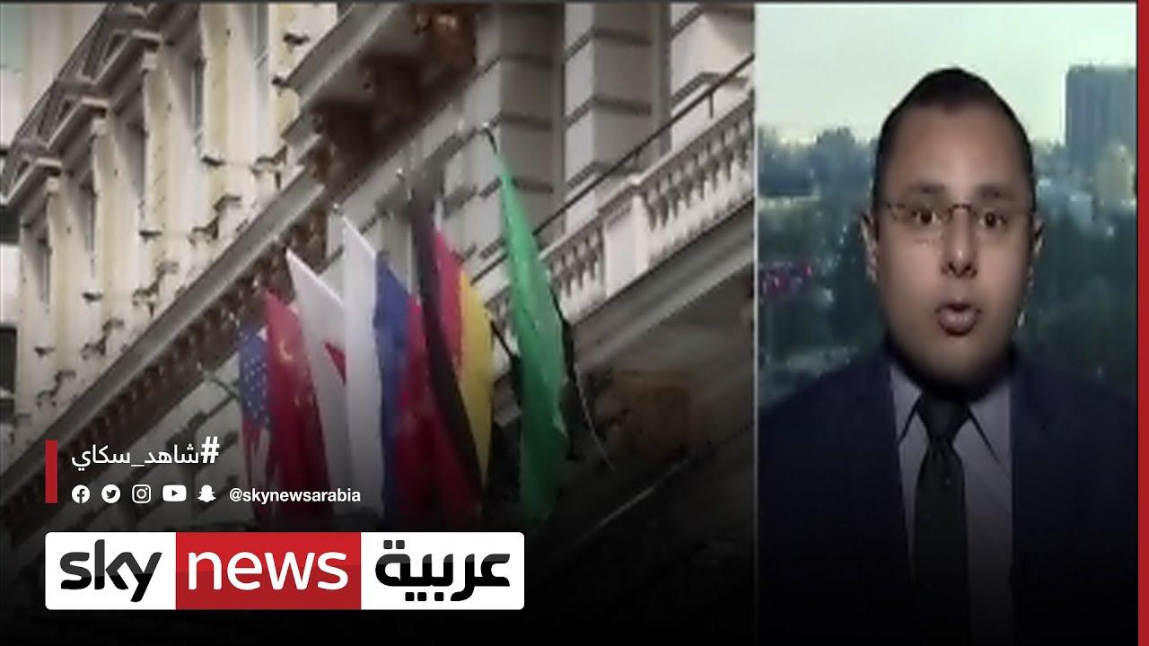 أبو النور: واضح ان إيران عندما رأت تخفيف العقوبات من الناحية الأميركية طالبت برفع عقوبات اخرى  - نشر قبل 25 دقيقة