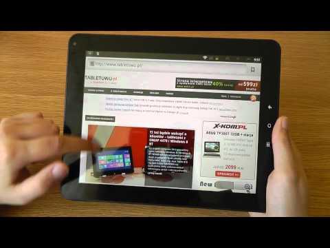 ViewSonic ViewPad 10e z 3G - przegląd