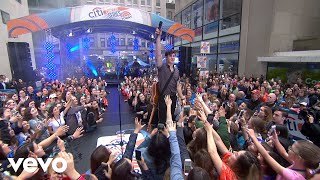 Shawn Mendes There S Nothing Holdin Me Back Live On The Today Show