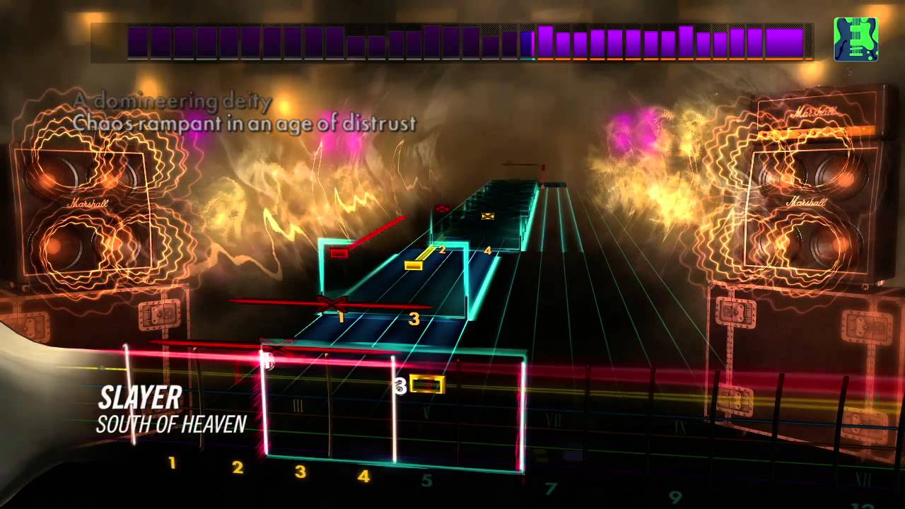 Rocksmith: All-new 2014 Edition - Slayer: Dead Skin Mask 2015 pc game Img-1
