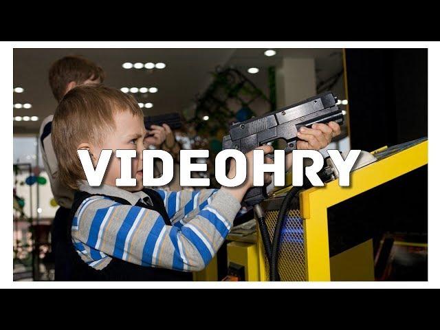 Za masové vraždy mohou videohry!