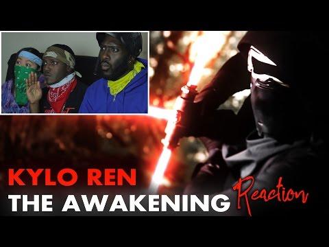 Kylo Ren: The Awakening (2016 Fan-Film) Reaction