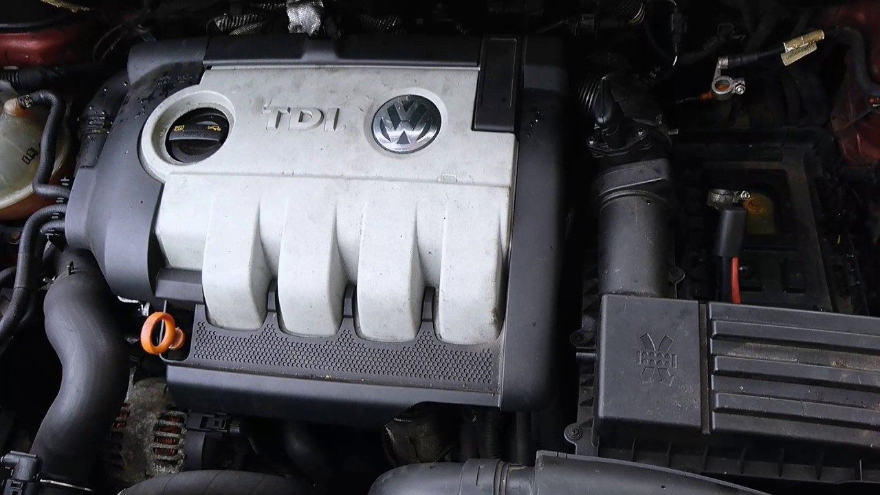 VW Touran 19 TDi 09 Glow Plug Relay control unit