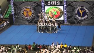 NCC 2012 National Finals - FEU Cheering Squad (HD- ORIGINAL)