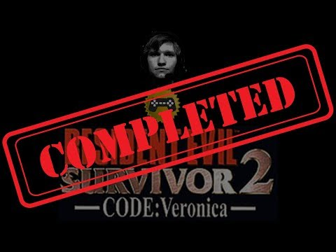 Let's Fully Play Resident Evil Survivor 2 - Code: Veronica | Epilogue + Extras