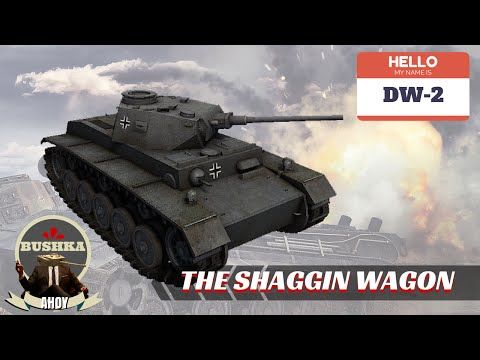 World of Tanks Blitz    DW2 The Shaggin Wagon Rolls Out The How To Guide!