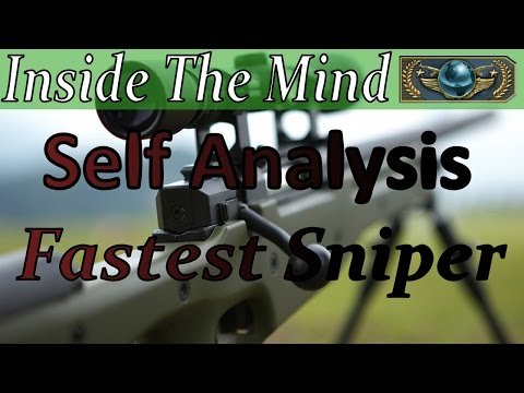 Inside the Mind of a Global Elite: Self Analysis (Fastest Sniper)
