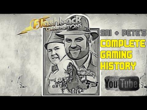 Complete Board Gaming History - Sai + Pete