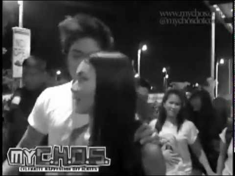 PART 2 KATHNIEL ON and OFF cam kilig moments 2013