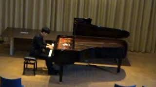 """F. Liszt - Transcendental Etude No.8 in C minor """"Wilde Jagd"""""""
