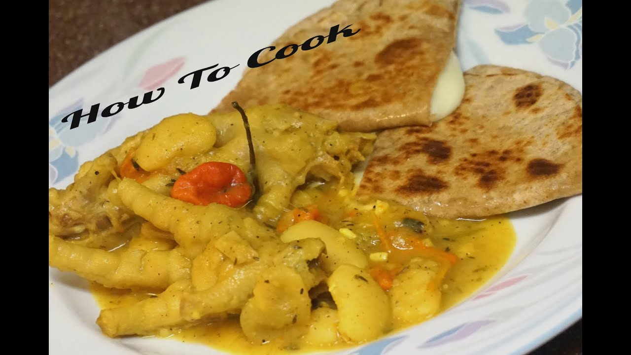 How to cook jamaican curry chicken foot and butter bean recipe how to cook jamaican curry chicken foot and butter bean recipe jamaican accent 2016 forumfinder Image collections