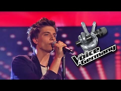 She Moves (Far Away) – Steve vom Wege | The Voice | Blind Audition 2014