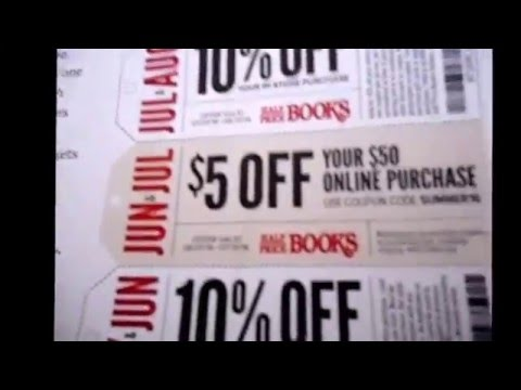 half price book coupon calendar|In store & online coupons| Jan 17 2016|