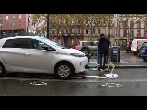 Toulouse - Actions en faveur de l'électromobilité