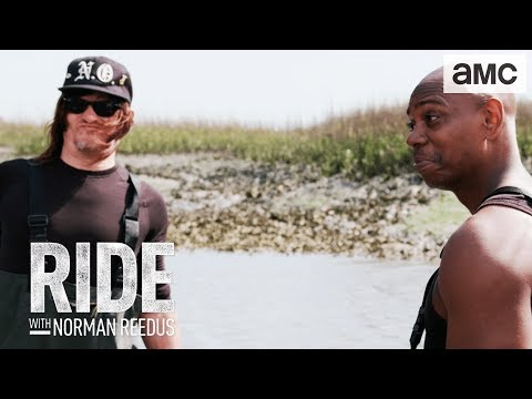 'Oystering with Dave Chappelle' Talked About  Ep. 202  Ride With Norman Reedus