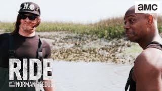 'Oystering with Dave Chappelle' Talked About Scene Ep. 202 | Ride With Norman Reedus