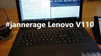 #jannerage Lenovo V110 😡Älä hanki tätä tietokonetta!