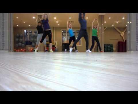 Dance by Kseniya Kozhevnikova Alex Fitness Novosibirsk
