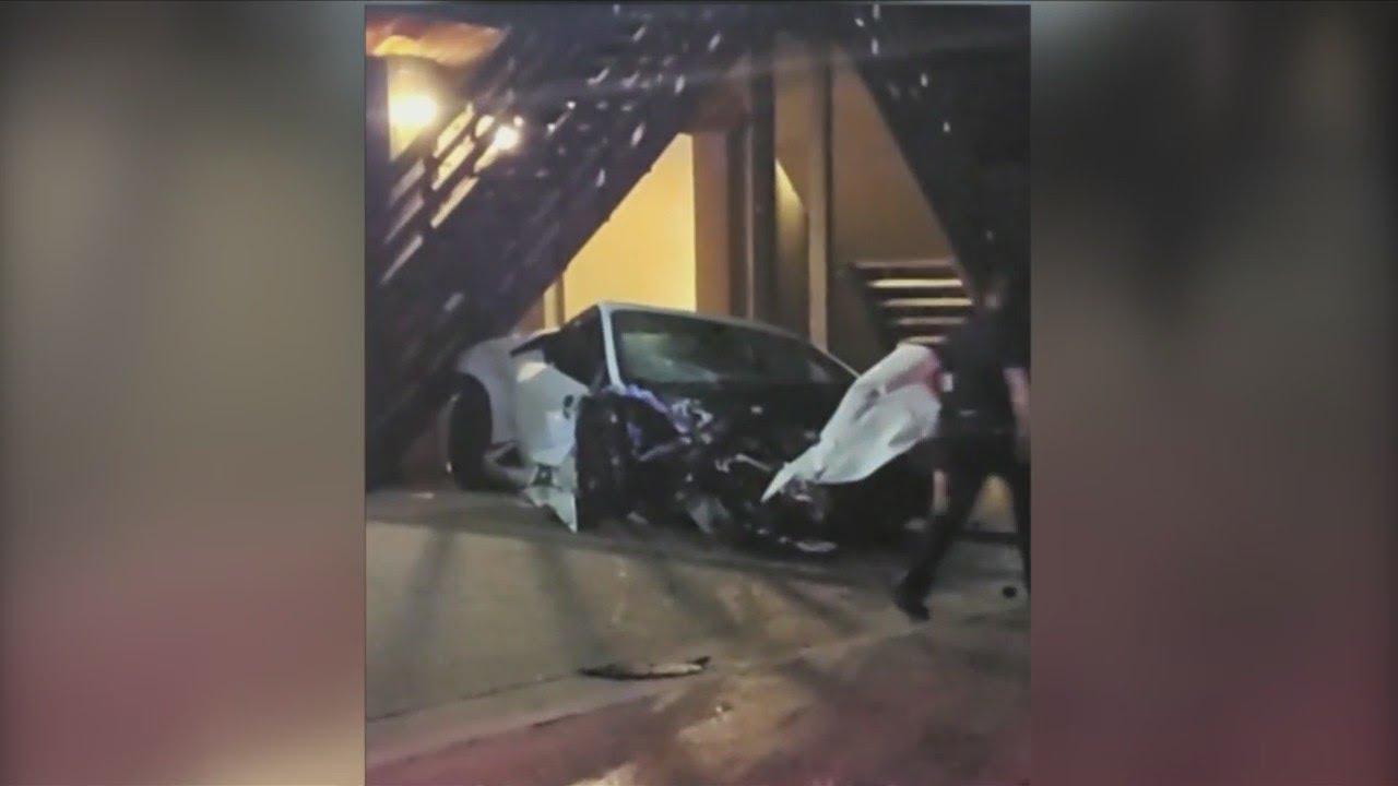 Visalia PD details alleged DUI Lamborghini crash, fatally confusion