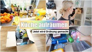 Küche ausmisten | Neue Organisation & Aufbewahrung | Isabeau