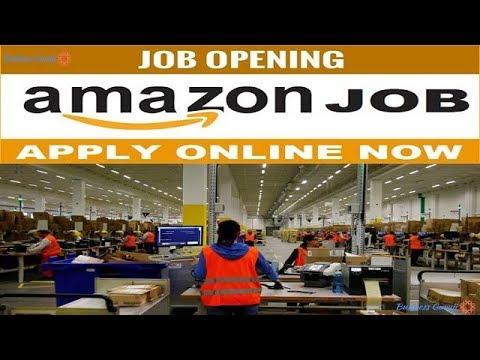 Amazon Jobs Amazon Delivery Boy Job Amazon Jobs Apply