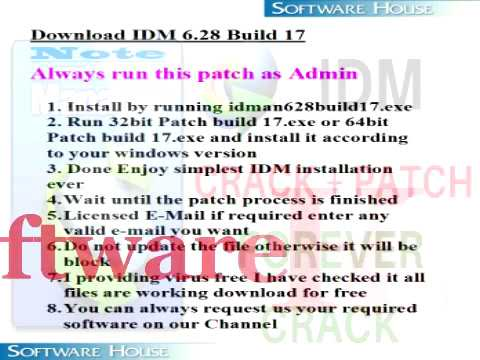 download patch for idm 6.28