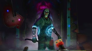 6 Minutes of Until Dawn: Rush of Blood Offscreen Gameplay