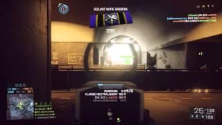FPS-Freek CQC Stick Test-Gameplay BF4