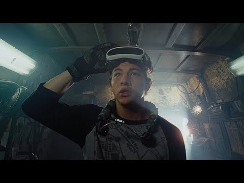 Ready Player One - Tráiler Oficial 1(uno) - Castellano HD