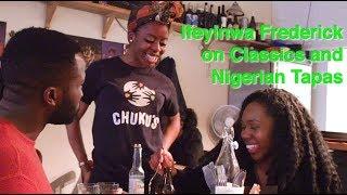 Learn about Nigerian Tapas with Classics alumna Ifeyinwa Frederick | #WeAreCambridge thumbnail