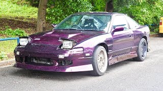 1992 Nissan 180SX Widebody (USA Import) Japan Auction Purchase Review