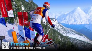 Steep: Road to the Olympics - Preview