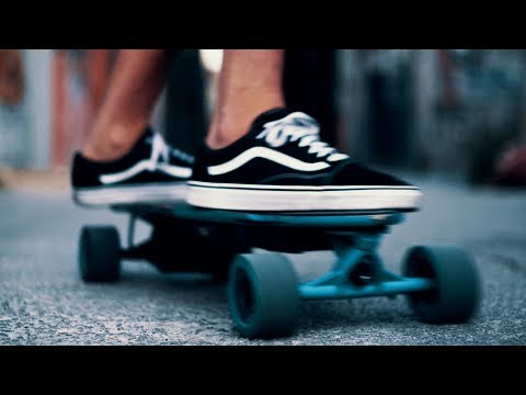 Yuneec E-GO 2: a 369$ Budget Electric Skateboard With 18 Mile Range