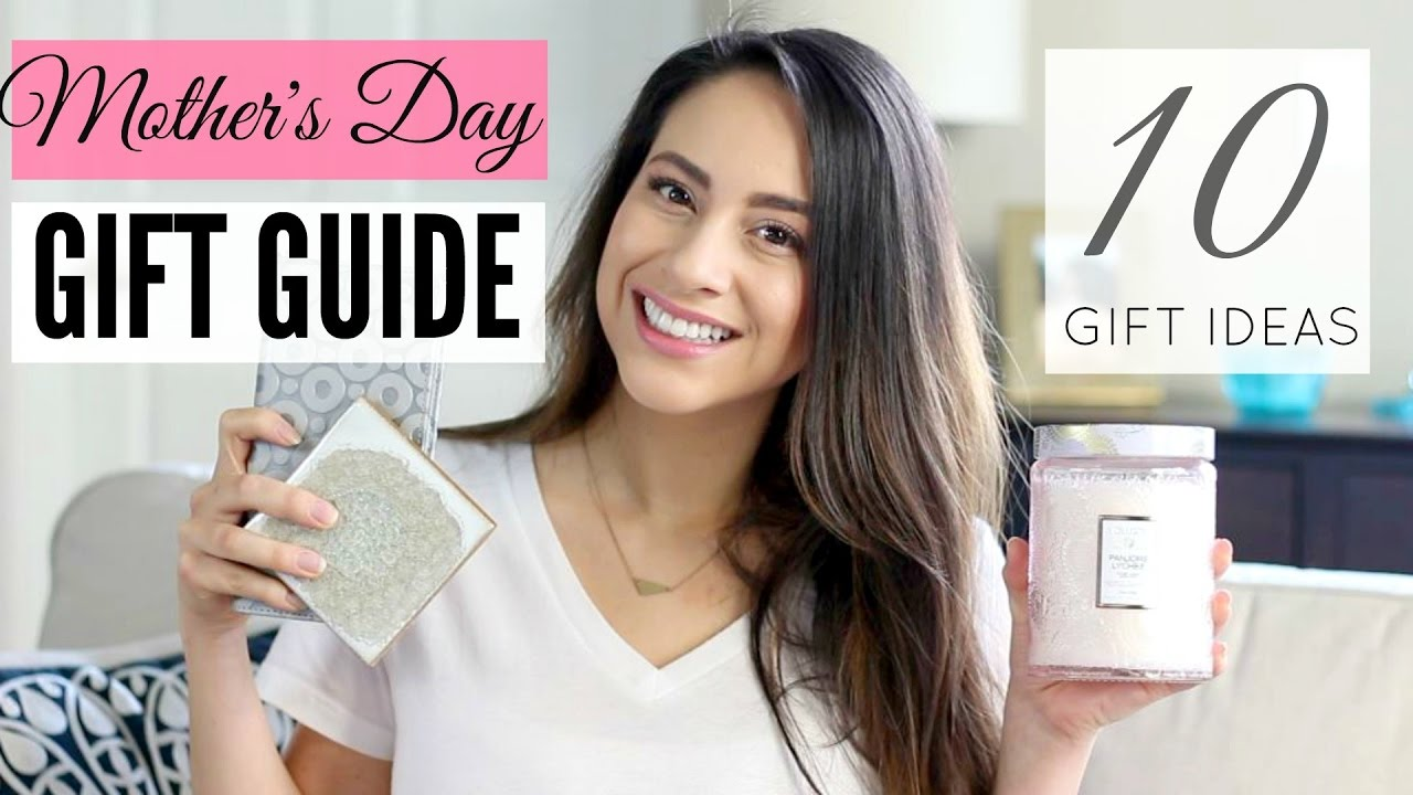 10 GIFT IDEAS FOR MOM What To Buy Your Mom For Her Birthday Or Mothers Day
