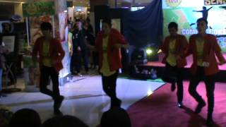 [141018] INSOLITE COVER INFINITE - COMEBACK AGAIN REMIX + EVERYBODY @ PIM FRUITEA DANCE COMP
