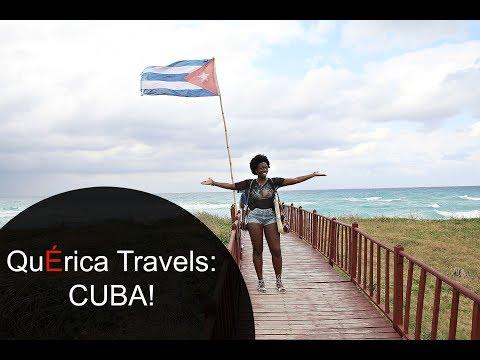 Cuba Travel Diary - 4 Days In Havana  (FULL VLOG)