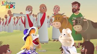 O Profeta ELIAS | Shalom Kids