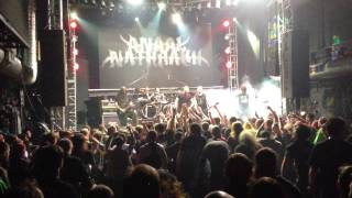 Anaal Nathrakh - More of fire than blood (Moscow Hall - 23.03.2013)