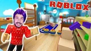 Roblox: ENTKOMME FROM DISNEYWORLD! HUGE DISNEY NURSERY! Escape Disney Pixar Obby