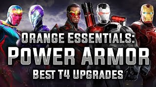 Orange Essentials: Ep. 03 - Power Armor - Sponsored by Amazon Coins! - MARVEL Strike Force