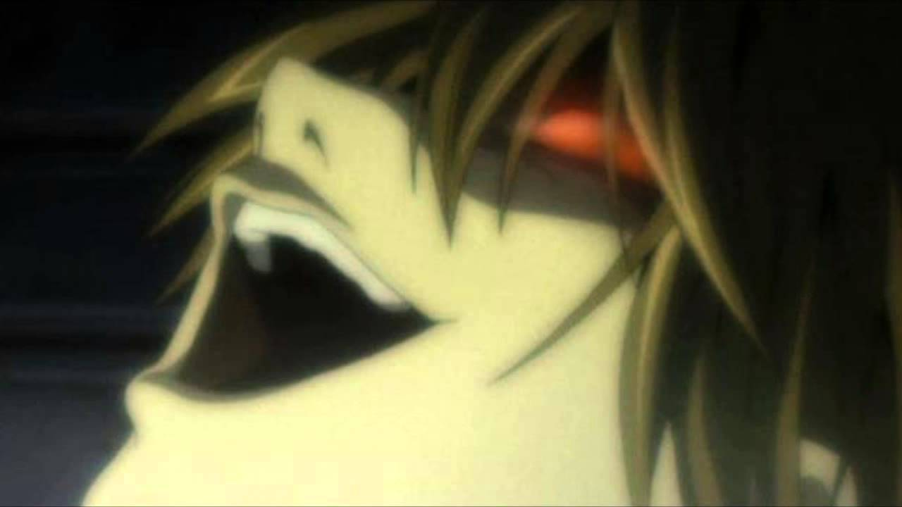 death note light laugh - photo #8