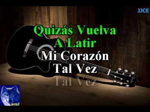Karaoke  Tal Vez  Primos De Durango