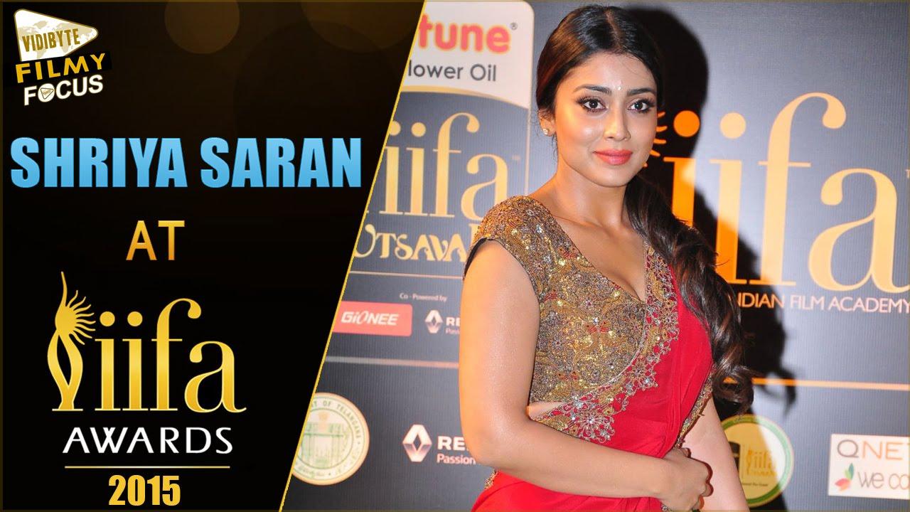 Shriya Saran At IIFA Awards 2015