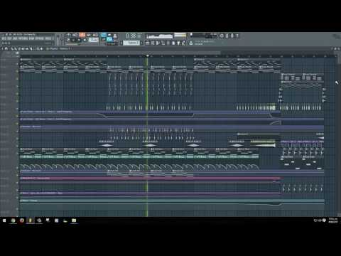 Martin Garrix & David Guetta Ft. Ellie Goulding - So Far Away (FL Studio Remake + FLP)