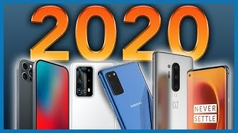 Die besten Smartphones 2020 - Galaxy S20, P40 Pro, iPhone 12 & Co.