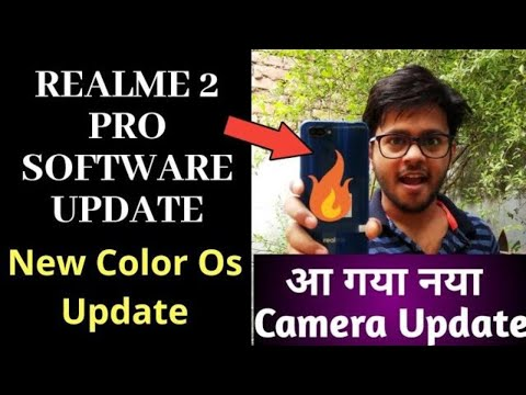 Realme 2 Pro Software update |
