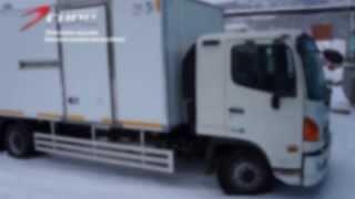 Фургон сэндвич-панельный  Хино 500(, 2014-03-19T10:32:48.000Z)